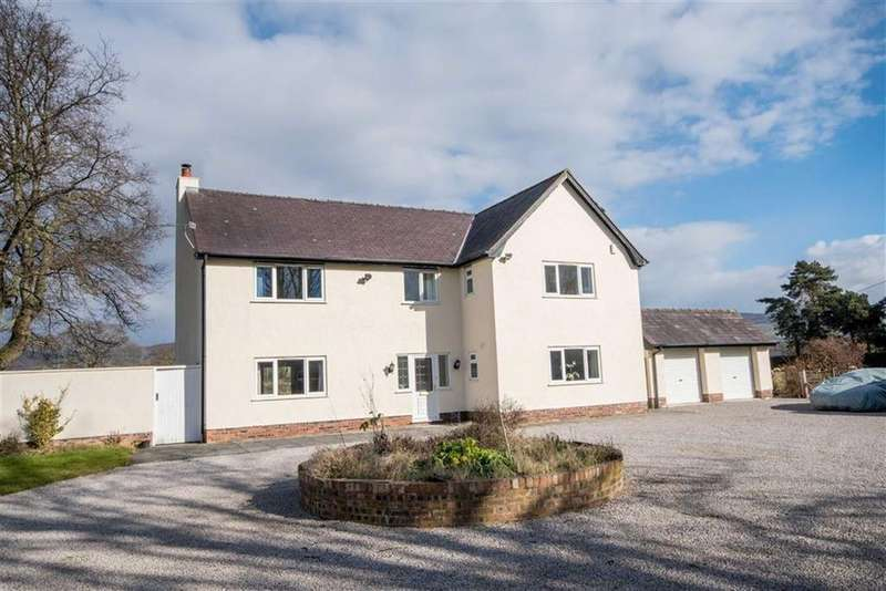 4 Bedrooms Detached House for sale in Llanynys, Llanynys Denbigh