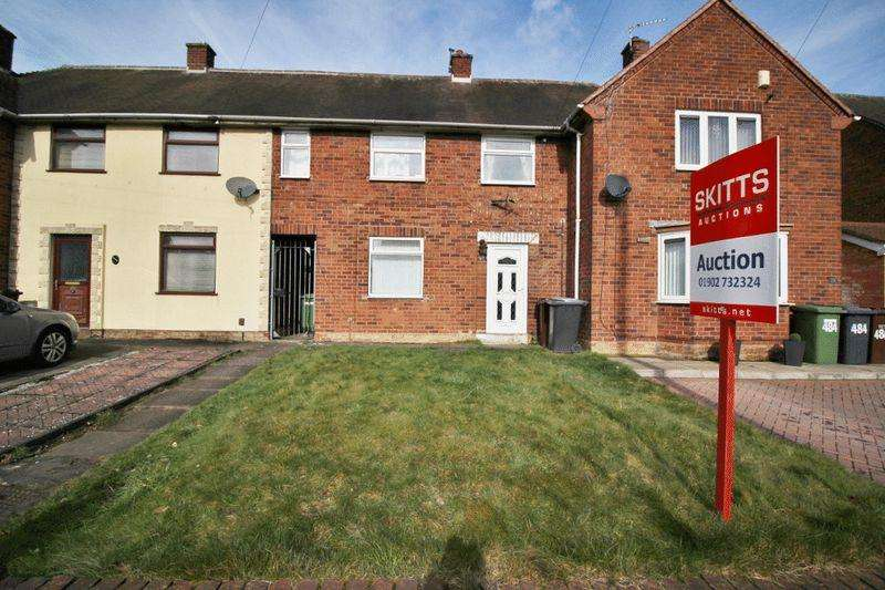 3 Bedrooms Terraced House for sale in Griffiths Drive, Ashmore Park, Wednesfield