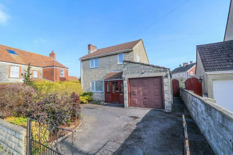 3 Bedrooms Detached House for sale in Brooks Road, Street