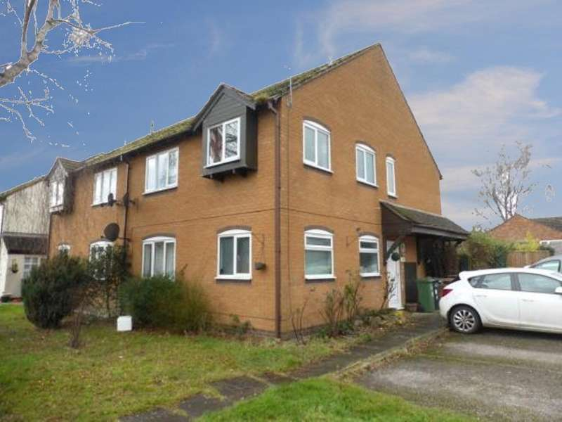 2 Bedrooms Maisonette Flat for sale in Tithe Court, Middle Littleton