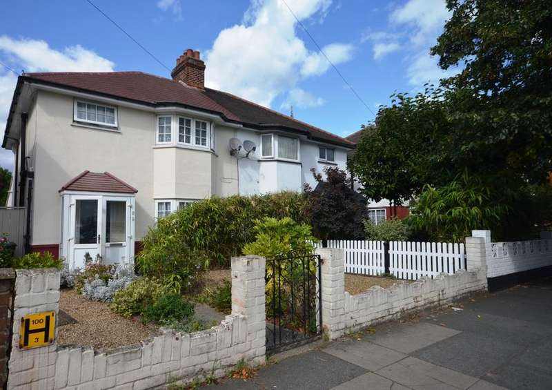 3 Bedrooms Semi Detached House for sale in Southend Lane London SE6