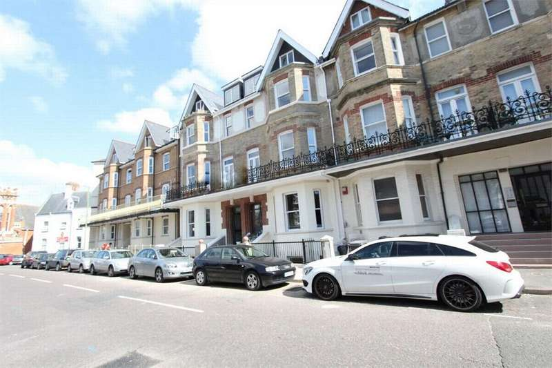 Studio Flat for sale in 113-115 West Hill Road, Bournemouth, Dorset