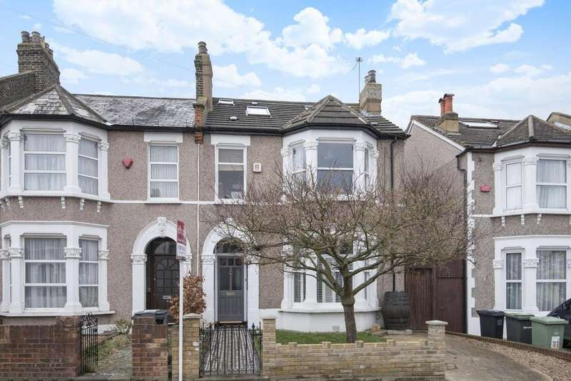 4 Bedrooms End Of Terrace House for sale in Minard Road, Catford