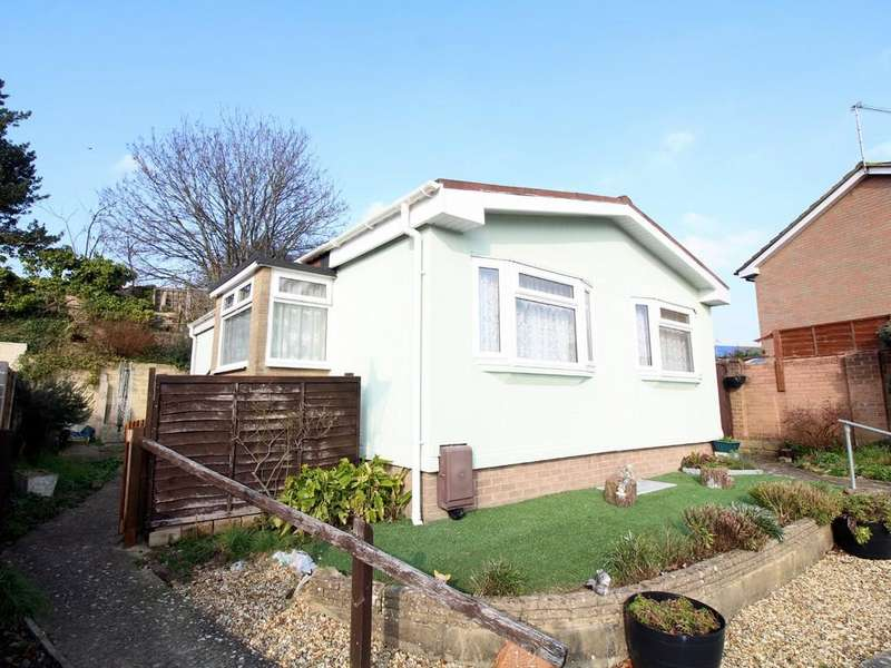 2 Bedrooms Mobile Home for sale in Shirley Road, Upton Cross Park