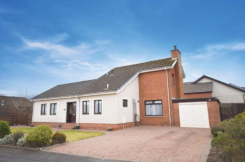 3 Bedrooms Detached Villa House for sale in 9A Corserine Road, Doonfoot, KA7 4HN