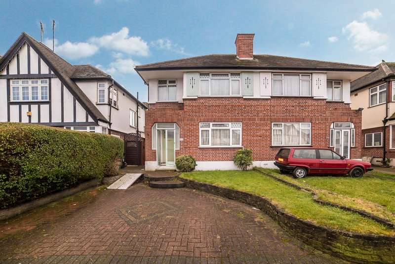 3 Bedrooms House for sale in Chinnor Crescent, Greenford