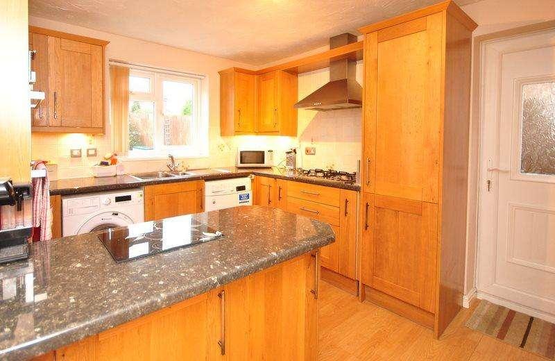 4 Bedrooms House for sale in Azalea Road, Wick St Lawrence, Weston-super-Mare