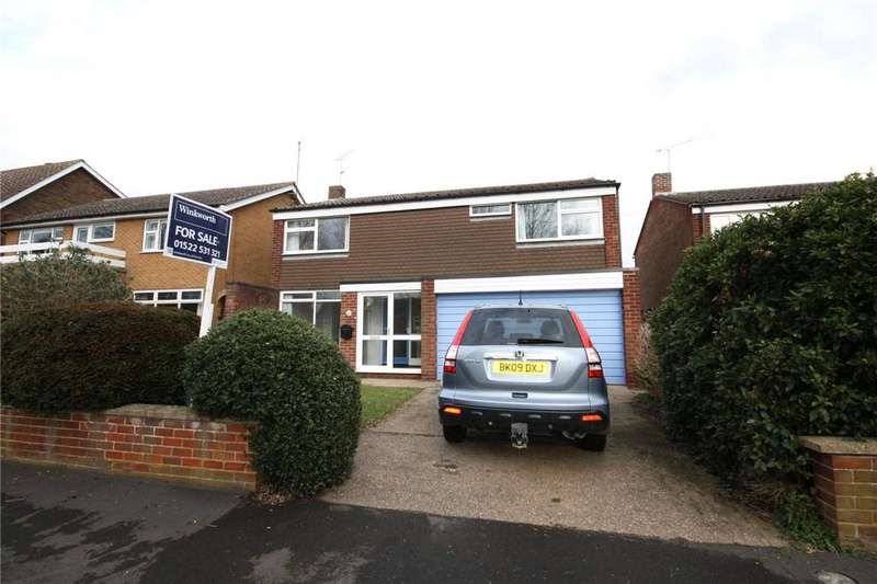4 Bedrooms Detached House for sale in Long Leys Road, Lincoln, Lincolnshire, LN1
