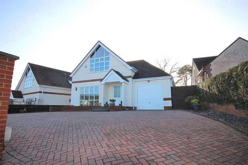 3 Bedrooms Detached House for sale in Abbotsbury Road, Broadstone