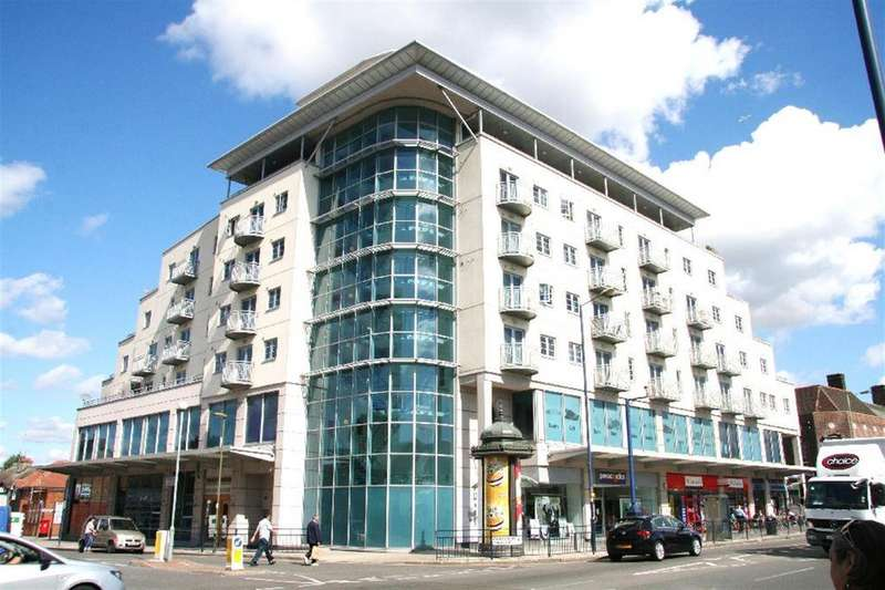 3 Bedrooms Flat for sale in Station Road, Edgware