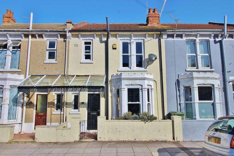 3 Bedrooms Terraced House for sale in Posbrooke Road, Milton