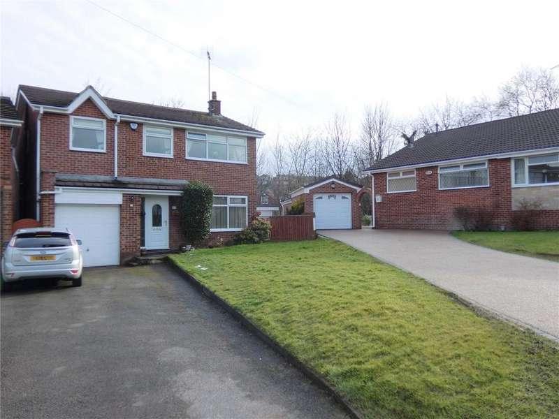 4 Bedrooms Detached House for sale in Headlands Close, Liversedge, WF15
