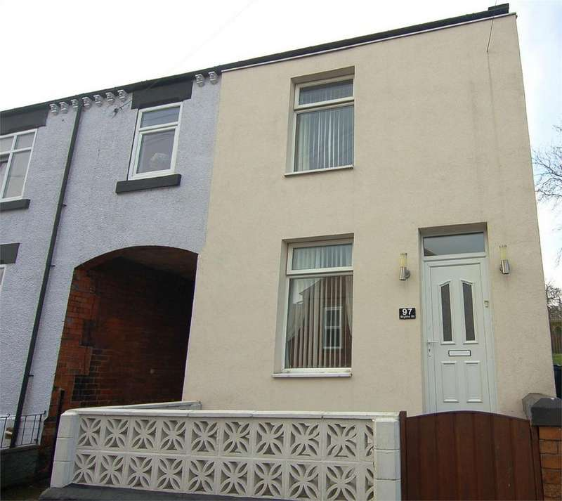 3 Bedrooms Semi Detached House for sale in Blythe Street, Wombwell, Barnsley