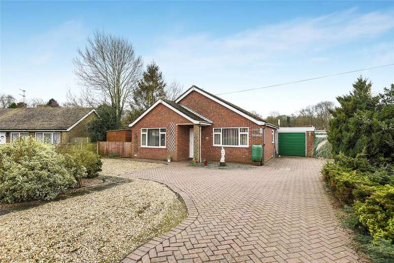 4 Bedrooms Detached Bungalow for sale in Thorpe Road, Tattershall Thorpe, LN4
