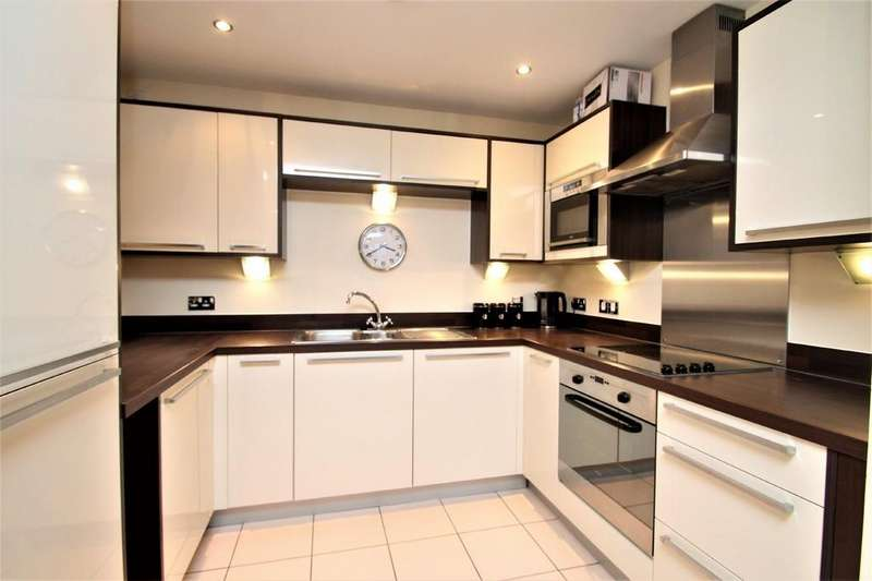 2 Bedrooms Apartment Flat for sale in Kings Tower, Marconi Plaza
