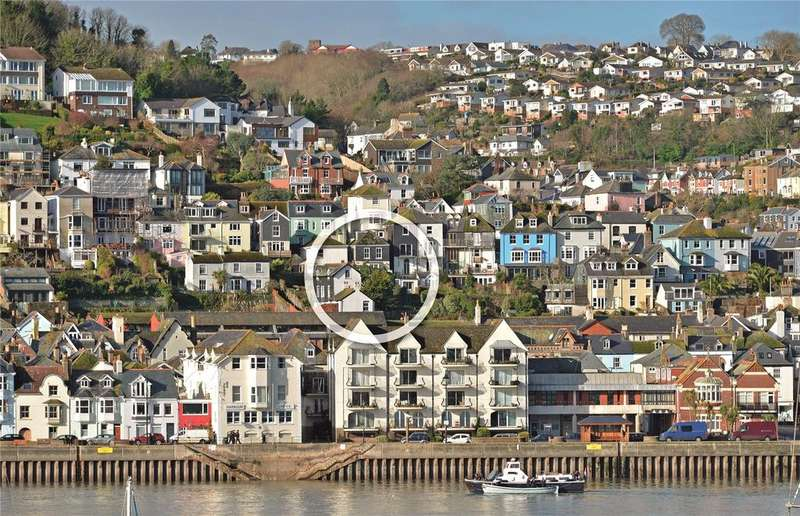 3 Bedrooms Detached House for sale in Above Town, Dartmouth, Devon, TQ6