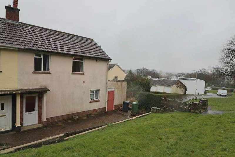 3 Bedrooms Semi Detached House for sale in Pilton, Barnstaple