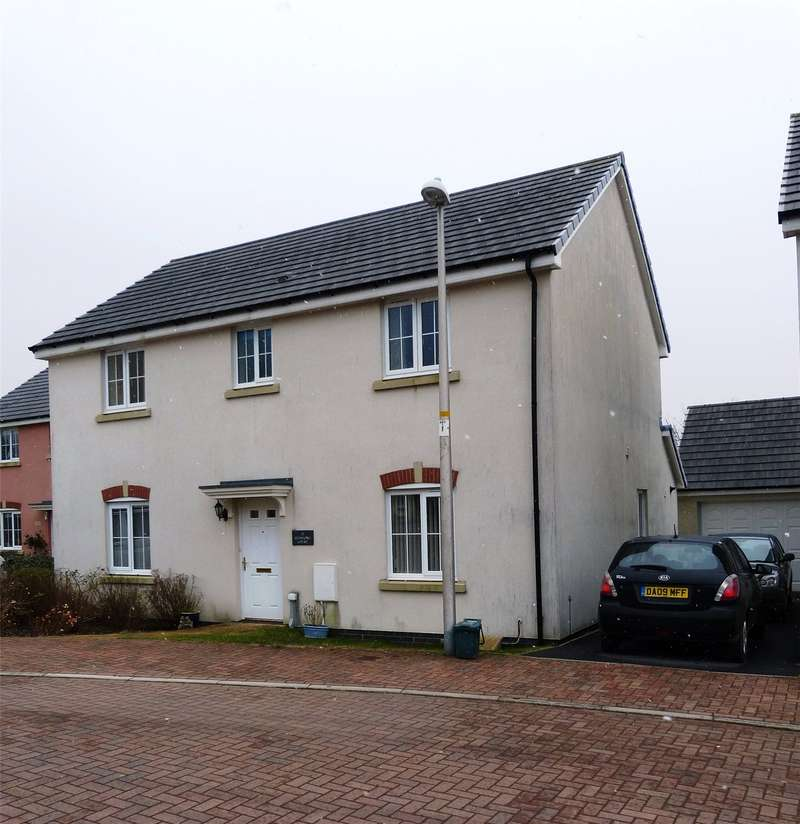 4 Bedrooms Detached House for sale in Redstone Court, Narberth, Pembrokeshire