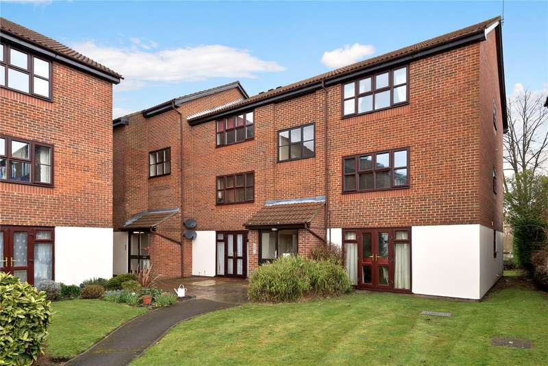1 Bedroom Apartment Flat for sale in Nelson Court, Eastworth Road, Chertsey, Surrey, KT16