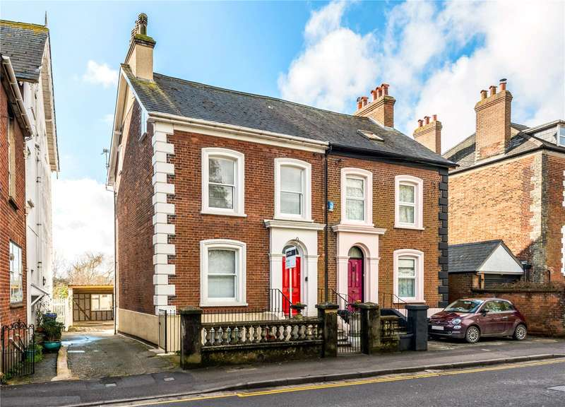 4 Bedrooms Semi Detached House for sale in Churchfields Road, Salisbury, Wiltshire, SP2