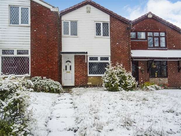 3 Bedrooms Terraced House for sale in Beightons Walk, Rochdale, Lancashire