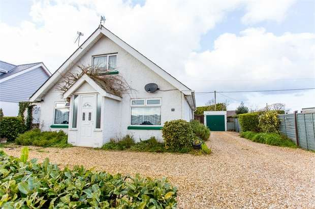 5 Bedrooms Detached Bungalow for sale in Forest Road, Winford, Sandown, Isle of Wight