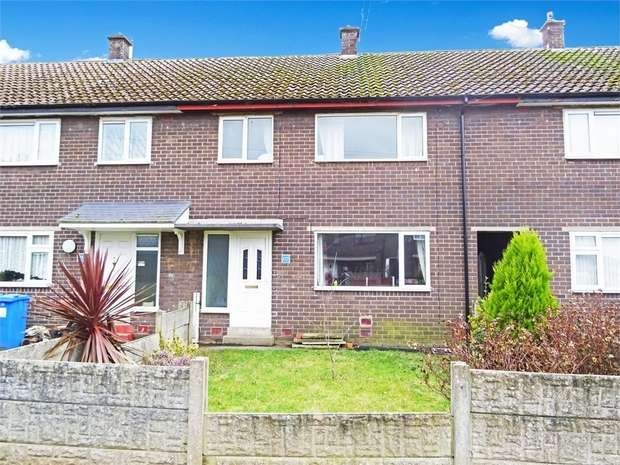 3 Bedrooms Semi Detached House for sale in Sycamore Road, Runcorn, Cheshire