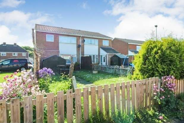 3 Bedrooms Semi Detached House for sale in Austen Place, Stanley, Durham