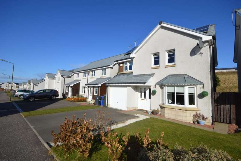 4 Bedrooms Detached House for sale in Wordie Road, Stirling, FK7