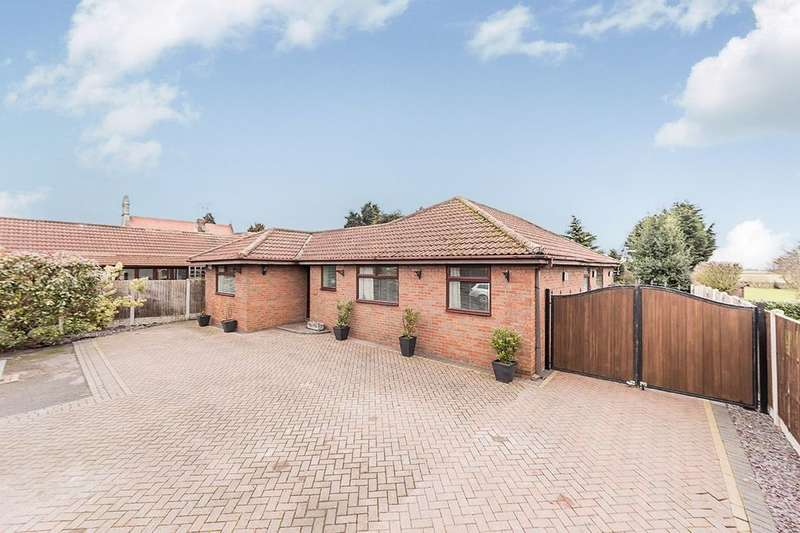 3 Bedrooms Detached Bungalow for sale in High Street, Austerfield, Doncaster, DN10