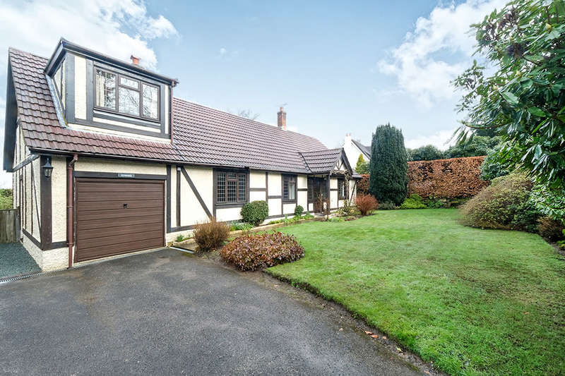 5 Bedrooms Detached House for sale in St. Johns Road, Crowborough, TN6