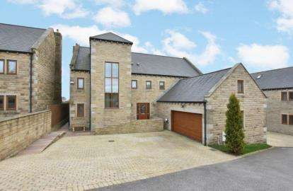 6 Bedrooms Detached House for sale in Knoll Close, Thurgoland, Sheffield, South Yorkshire