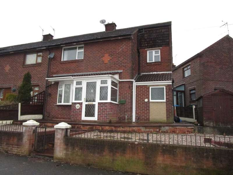 3 Bedrooms Semi Detached House for sale in Derwent Drive, Shaw