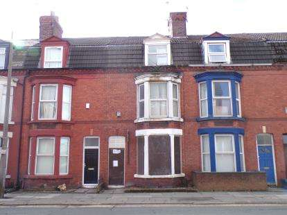 4 Bedrooms Terraced House for sale in Picton Road, Wavertree, Liverpool, Merseyside, L15