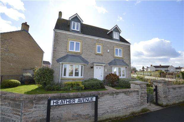 5 Bedrooms Detached House for sale in Heather Avenue, Frampton Cotterell, BRISTOL, BS36 2FJ
