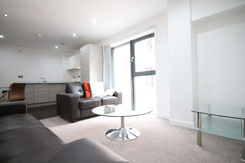2 Bedrooms Apartment Flat for sale in Nuovo, 59 Great Ancoats Street, Northern Quarter