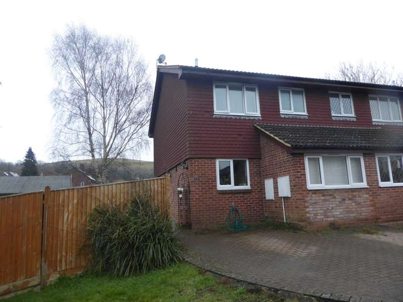 4 Bedrooms Semi Detached House for sale in Cranmer Close, Lewes