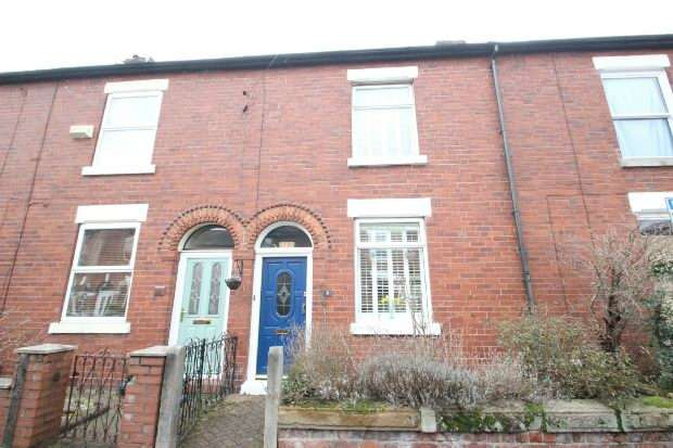 2 Bedrooms Terraced House for sale in Albion Grove, Sale