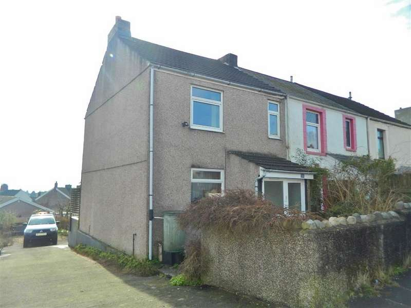 3 Bedrooms End Of Terrace House for sale in Penfilia Road, Brynhyfryd
