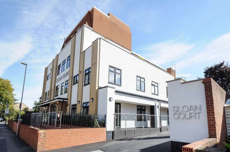 2 Bedrooms Flat for sale in New Malden