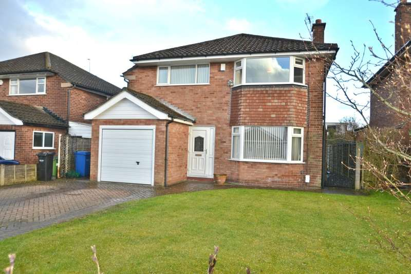 4 Bedrooms Detached House for sale in Redesmere Drive, Cheadle Hulme