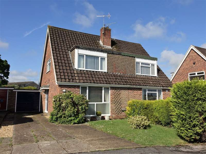 3 Bedrooms Semi Detached House for sale in Tormead, Hythe