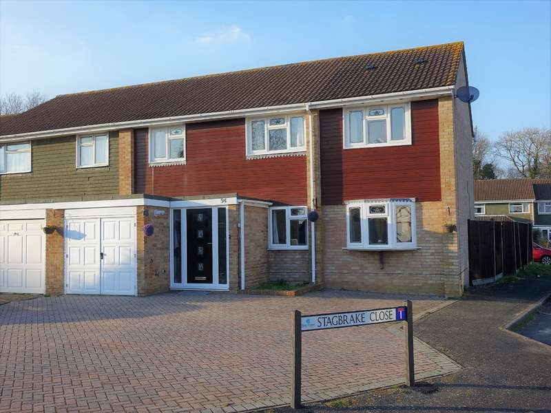 5 Bedrooms End Of Terrace House for sale in Studley Avenue, Holbury