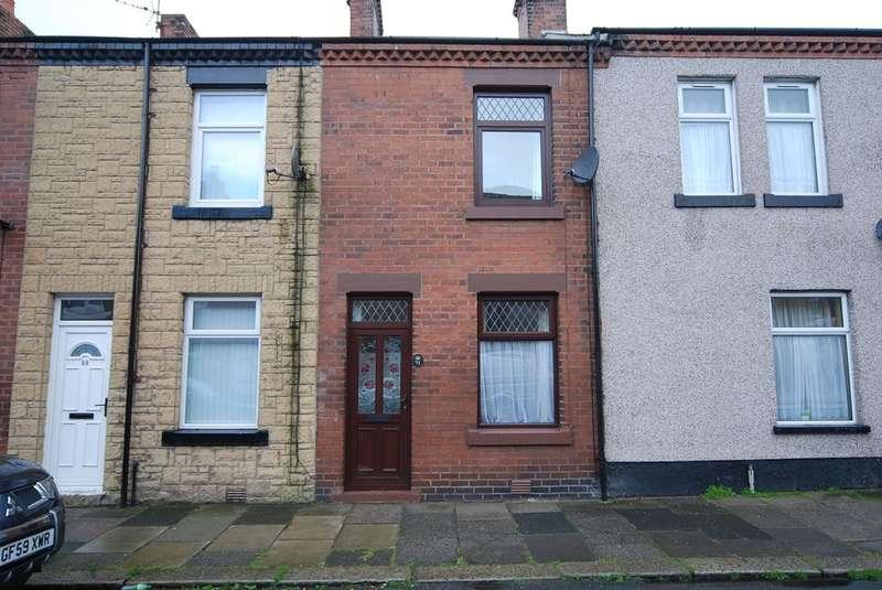2 Bedrooms Terraced House for rent in Kent Street, Barrow-in-Furness, LA13 9QS