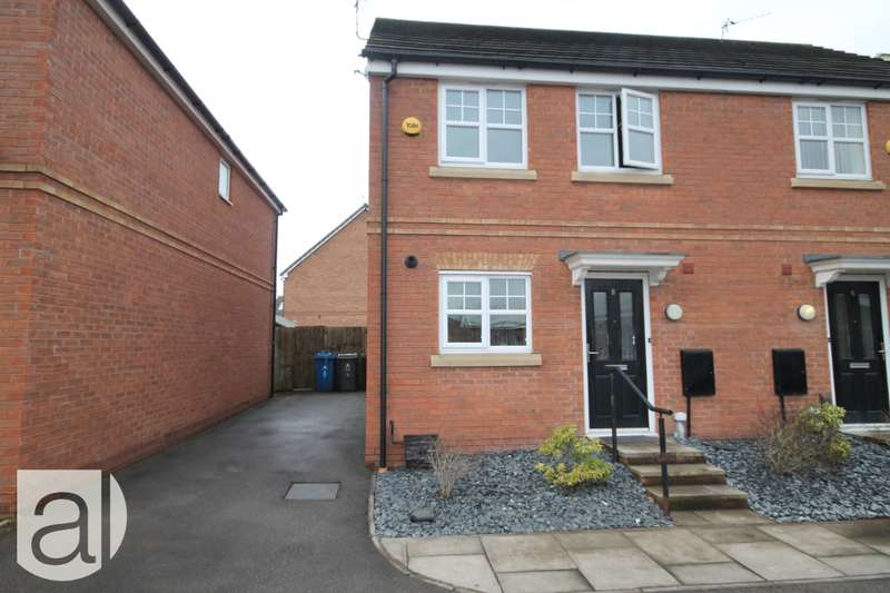 2 Bedrooms Semi Detached House for sale in Tudor Avenue Huyton L14