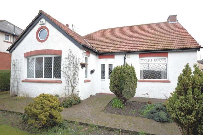 3 Bedrooms Detached Bungalow for sale in Scholes Park Road, Northside, Scarborough, North Yorkshire YO12 6QY