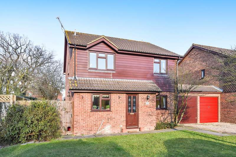 4 Bedrooms Detached House for sale in Toutley Road, Wokingham, RG41