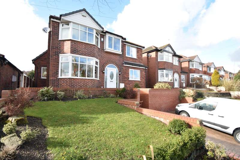 4 Bedrooms Detached House for sale in Bury New Road, Whitefield, Manchester, M45