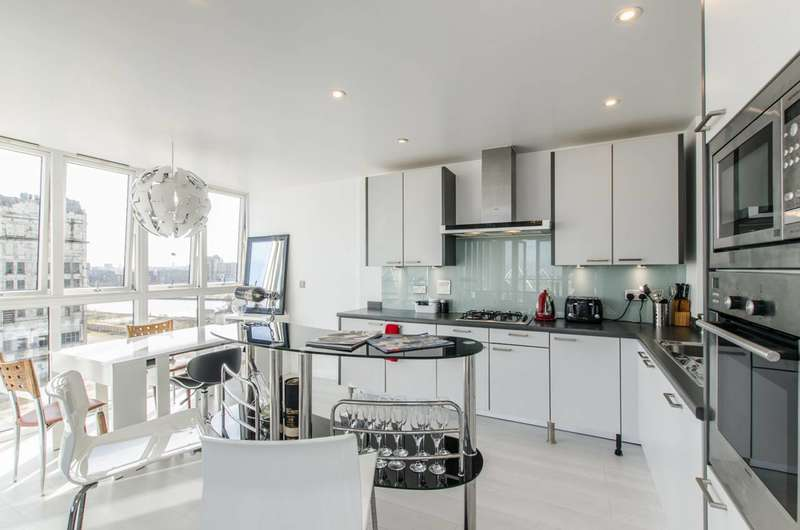 2 Bedrooms Flat for sale in Rayleigh Road, Silvertown, E16