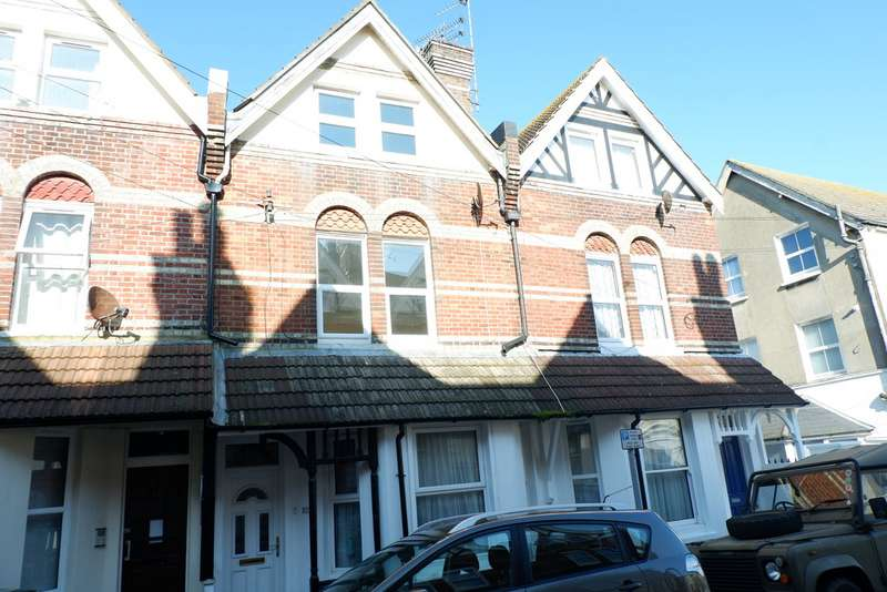 4 Bedrooms Terraced House for rent in Hyde Road, Eastbourne BN21
